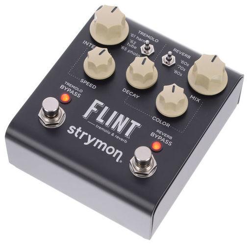 Педаль Reverb/Hall Strymon Flint педаль compressor и equalizer strymon ob 1