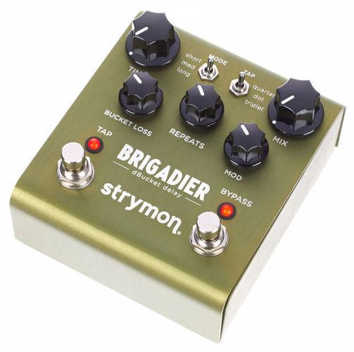 Педаль Reverb/Hall Strymon Brigadier педаль compressor и equalizer strymon ob 1