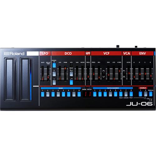 Звуковой модуль Roland JU06 roland juno ds61