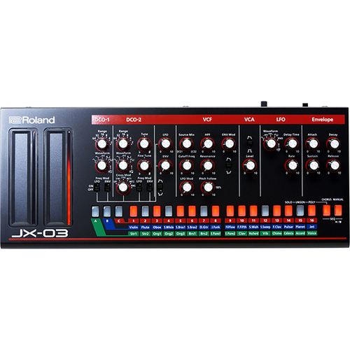 Звуковой модуль Roland JX-03 roland pm 03