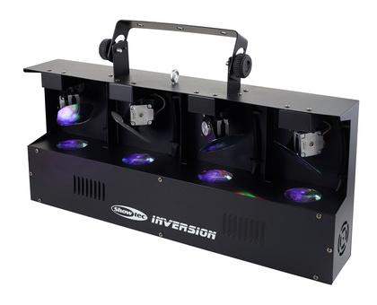 Световой сканер Showtec Inversion 4-in-1 Scanner сканер xerox mobile scanner