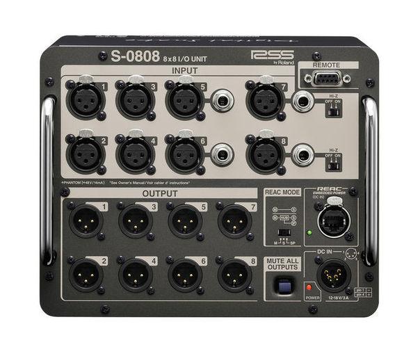 Мультикор Roland RSS S-0808 roland m cube gxr