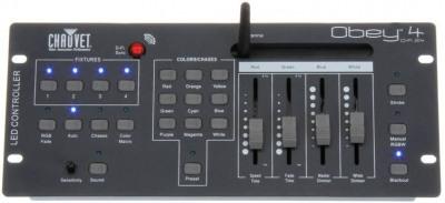Контроллер DMX Chauvet Obey 4 DFI 2.4Ghz chauvet dj obey 40