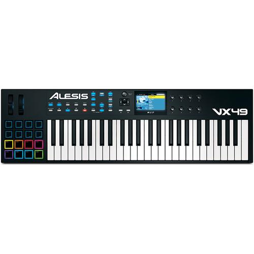 MIDI-клавиатура 49 клавиш Alesis VX49 midi клавиатура 49 клавиш alesis q49
