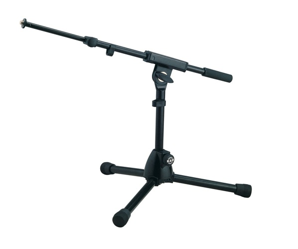 Микрофонная стойка KONIG&MEYER 25950-300-55 микрофонная стойка quik lok a344 bk