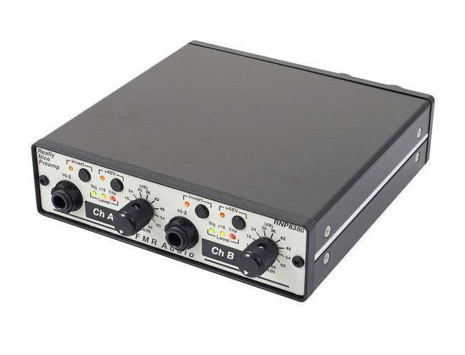 Микрофонный предусилитель FMR Audio RNP 8380 предусилитель стерео icon audio ba 2 mk ii