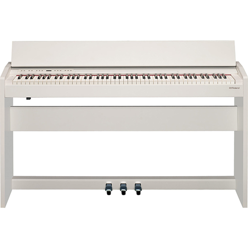 Цифровое пианино Roland F-140R WH roland rp401r wh