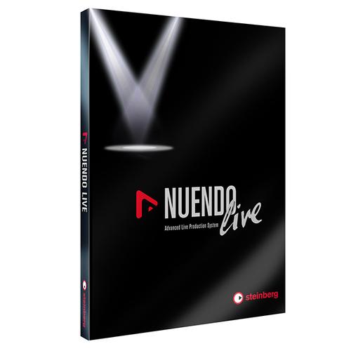 все цены на Софт для студии Steinberg Nuendo Live онлайн