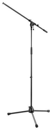 Микрофонная стойка KONIG&MEYER 210/2 Black микрофонная стойка quik lok a344 bk