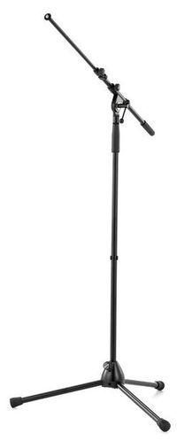 Микрофонная стойка KONIG&MEYER 210/9 Black микрофонная стойка quik lok a344 bk
