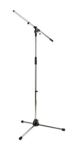 Микрофонная стойка KONIG&MEYER 210/2 Nickel микрофонная стойка quik lok a344 bk