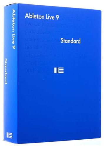 Софт для студии Ableton Live 9 Standard софт для студии propellerhead reason 9 5