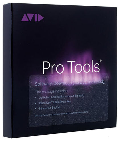 Софт для студии Avid Pro Tools 11 Activation Card avid avid venue dsp mix engine card