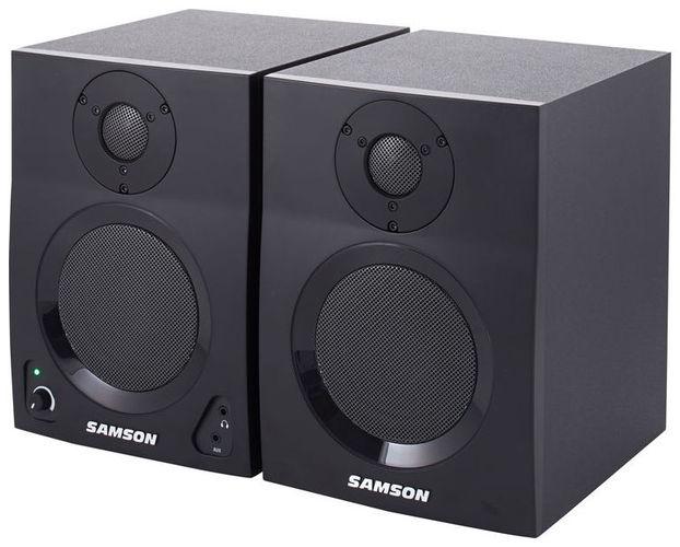 Активный студийный монитор Samson MediaOne BT4 студийные мониторы tascam vl s3bt