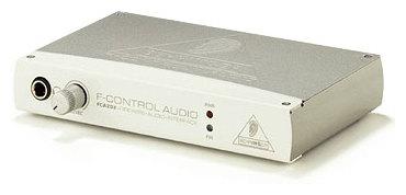 все цены на  Звуковая карта внешняя Behringer FCA202 F-Control Audio  онлайн