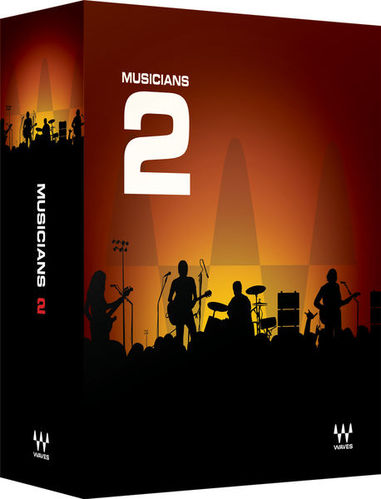 Софт для студии Waves Musicians 2 waves native power pack mac pc