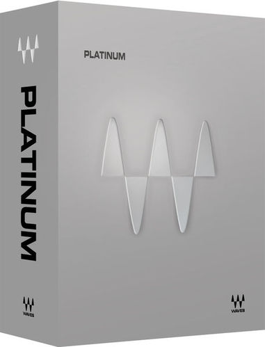 Софт для студии Waves Platinum Bundle waves native power pack mac pc