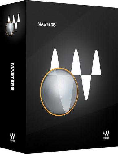 Софт для студии Waves Masters Bundle waves native power pack mac pc