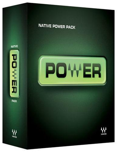 Софт для студии Waves Native Power Pack waves native power pack mac pc