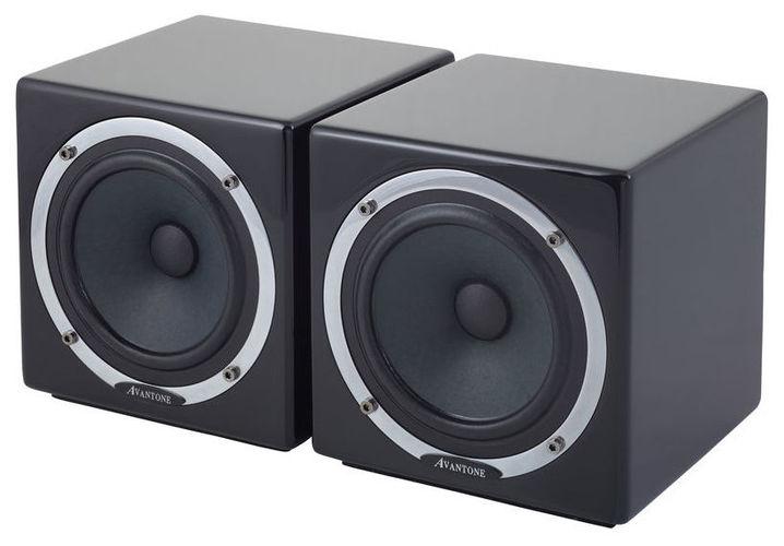 Активный студийный монитор Avantone MixCubes Active Black активный студийный монитор alesis m1 active mk3