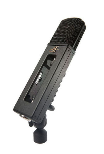 Микрофон с большой мембраной для студии JZ Microphones BH1 микрофон для духовых инструментов dpa microphones d vote 4099 trumpet