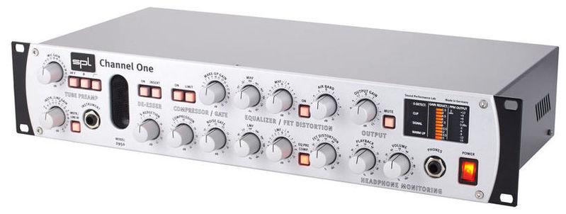 Микрофонный предусилитель SPL Channel One MK2 2950 предусилитель стерео icon audio ba 2 mk ii