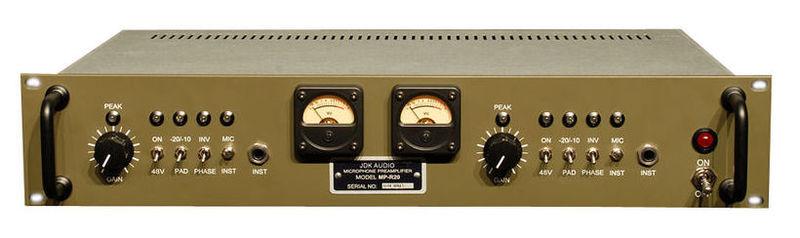 Микрофонный предусилитель JDK Audio R20 предусилитель стерео icon audio ba 2 mk ii