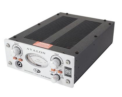 Микрофонный предусилитель Avalon Design V5