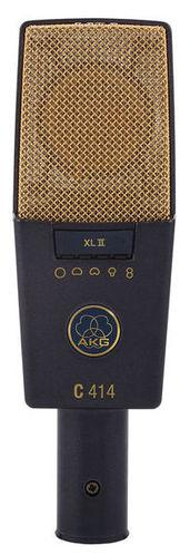 Микрофон с большой мембраной для студии AKG C414B-XL 2