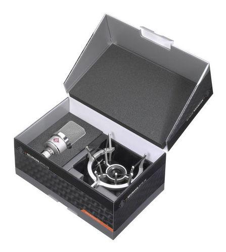 Микрофон с большой мембраной для студии Neumann TLM 102 Studio Set микрофон с маленькой мембраной neumann km 184