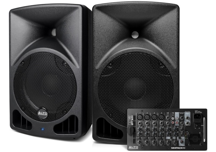 Комплект акустических систем Alto MixPack 10