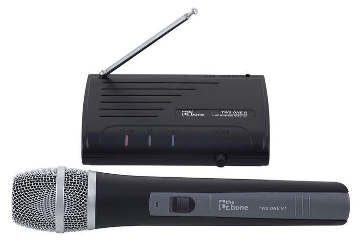 Готовый комплект радиосистемы T.Bone TWS One C Vocal приёмник и передатчик для радиосистемы akg dsr700 v2 bd1