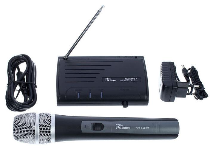 Готовый комплект радиосистемы T.Bone TWS One A Vocal приёмник и передатчик для радиосистемы akg dsr700 v2 bd1