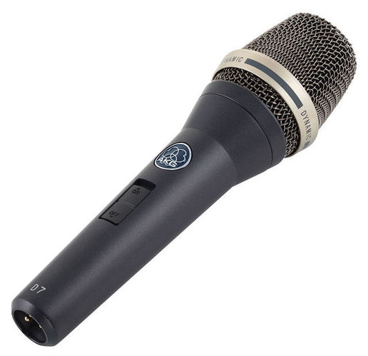Динамический микрофон AKG D7S динамический микрофон akg d7