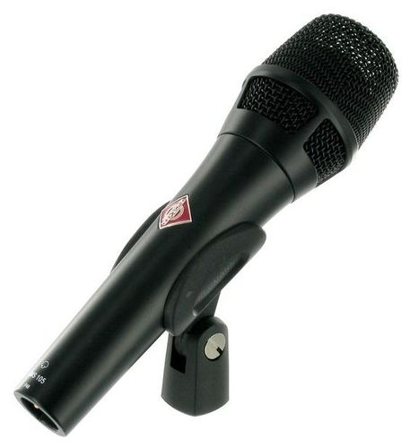 все цены на  Конденсаторный микрофон Neumann KMS 105 BK  онлайн