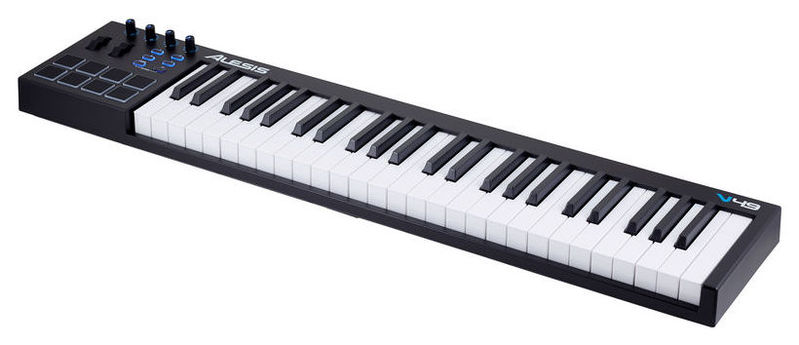 MIDI-клавиатура 49 клавиш Alesis V49 midi клавиатура 49 клавиш alesis q49