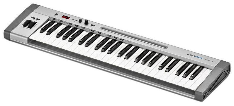 MIDI-клавиатура 49 клавиш Swissonic EasyKey 49 midi клавиатура 49 клавиш alesis v49