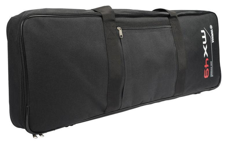 цены на Чехол, сумка для клавиш Yamaha MX 49 Bag BL в интернет-магазинах