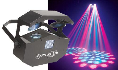 Многолучевой прибор AMERICAN DJ Reflex Pulse LED american dj bubble junior купить
