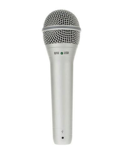 Динамический микрофон Samson Q1U вокальный вечер