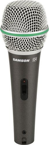 Динамический микрофон Samson Q4 проекторы vivitek qumi q4 white