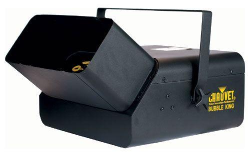 Генератор мыльных пузырей Chauvet B-550 BUBBLE KING генератор мыльных пузырей где купить