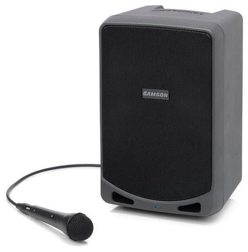 Активная акустическая система Samson XP106 система акустическая портативная rolsen rbm612bt ye