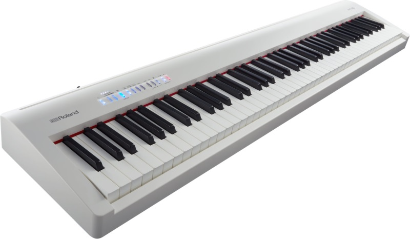 Цифровое пианино Roland FP-30 WH roland rp401r wh