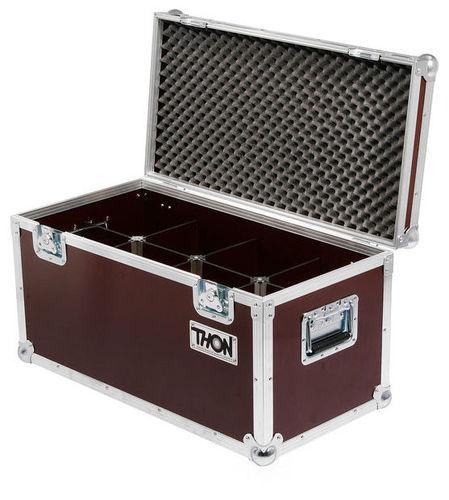 Кейс для светового оборудования Thon Case 8x LED PAR 36 8in1 шланг душевой grohe 28364000 silverflex 1500 мм