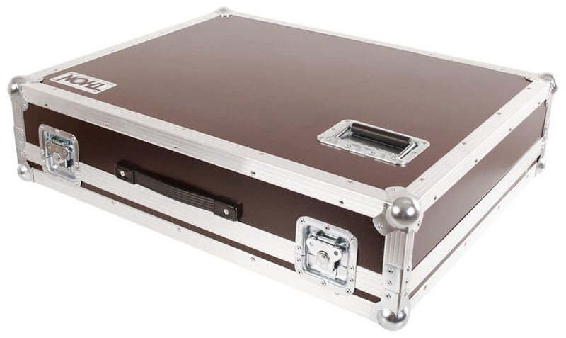 Кейс для микшерных пультов Thon Case for Mackie 2404 VLZ 3/4 кейс для микшерных пультов thon mixer case powermate 1600 2
