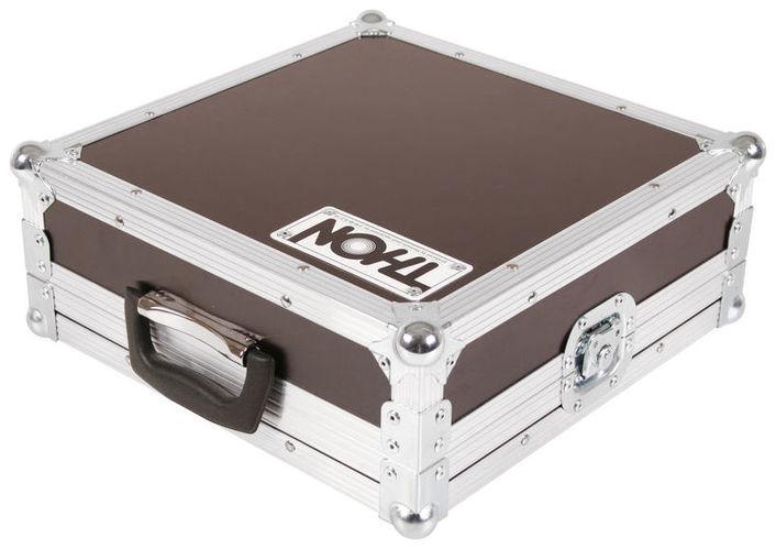 Кейс для гитарных эффектов и кабинетов Thon Case TC Electronic Nova/G-Nat алмазная пила кратон tc 10