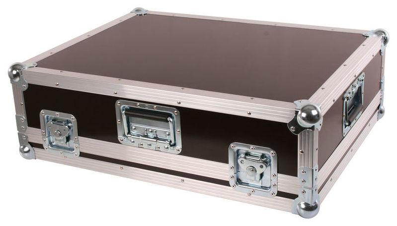 Кейс для микшерных пультов Thon Mixer Case Powermate 1600-3 кейс для микшерных пультов thon mixer case powermate 2200 3