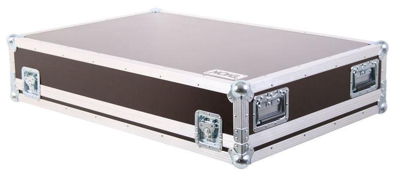 Кейс для микшерных пультов Thon Mixercase Soundcraft GB 24+2 кейс для микшерных пультов thon mixer case powermate 1600 2