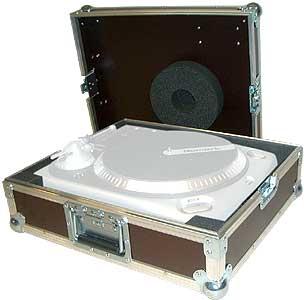 Кейс для диджейского оборудования Thon Case Numark TT-200  кейс для диджейского оборудования thon case numark ndx 200 400 500